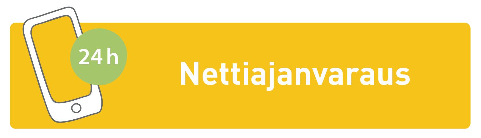 Nettiajanvaraus 24/7.