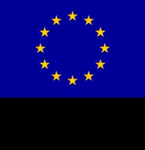 Euroopan unionin lippulogo.