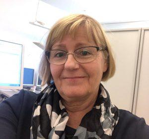 Liisa Cajan-Suokkaan kasvokuva.